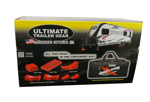 Ultimate Trailer Gear - Duffel Bag - 13 Pc Kit