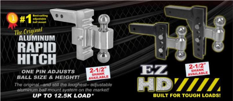 EZ Adjust Hitch