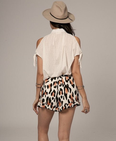 dbc98bede4c Animal Print Shorts – Blessed and Beautiful Boutique