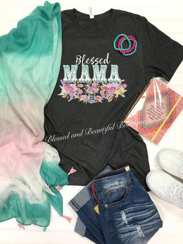 Blessed MAMA - Blessed and Beautiful Boutique