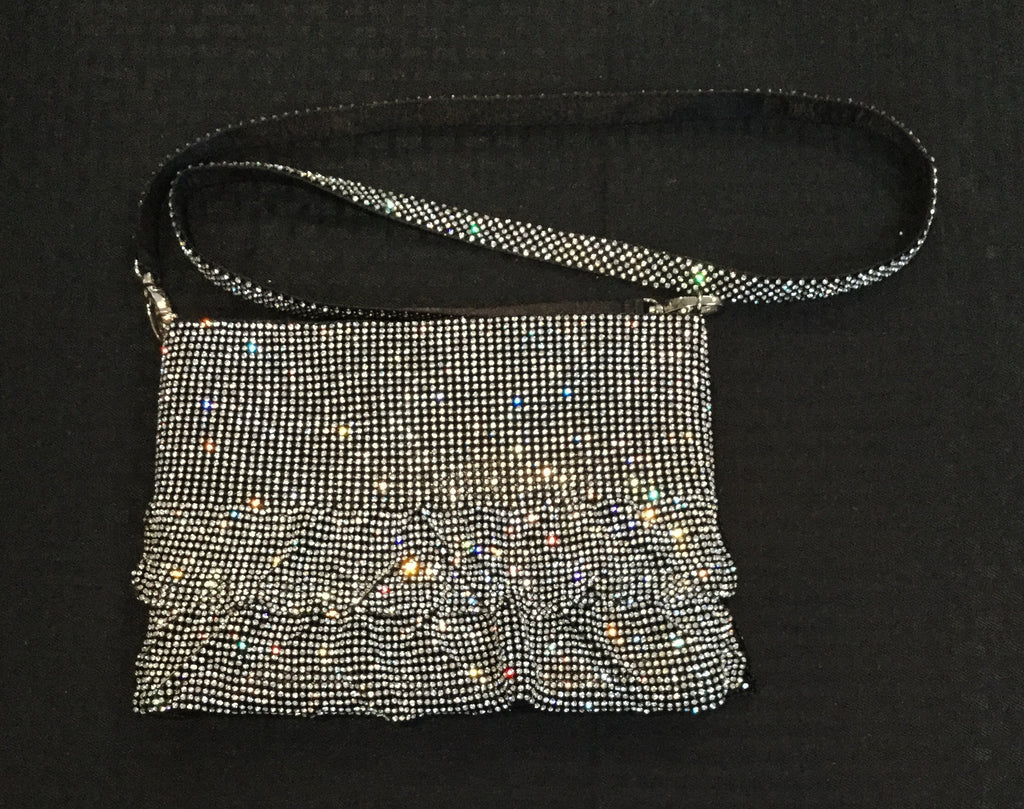 Rhinestone purse - Blessed and Beautiful Boutique