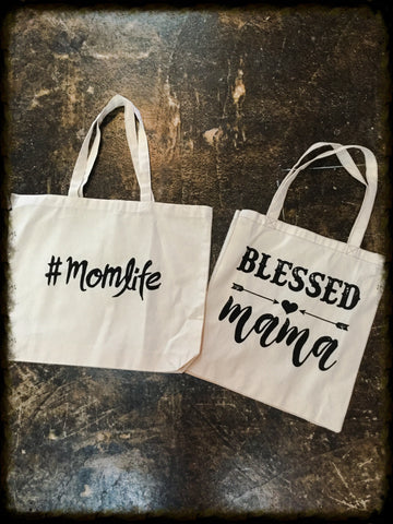 Mama Tote - Blessed and Beautiful Boutique
