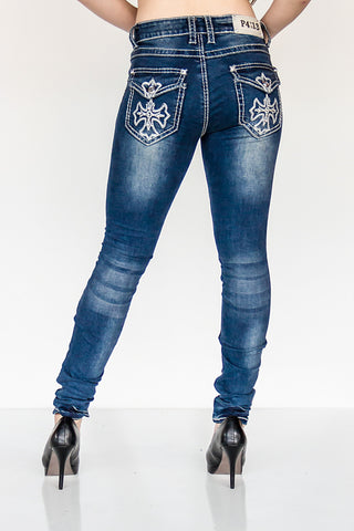 P4:13 Isabella Skinny Jeans - Blessed and Beautiful Boutique