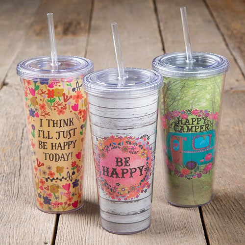 On The Go Cups - Blessed and Beautiful Boutique