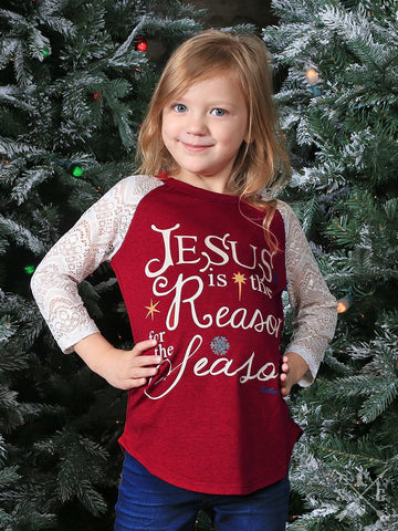 Jesus is the Reason Youth - Blessed and Beautiful Boutique