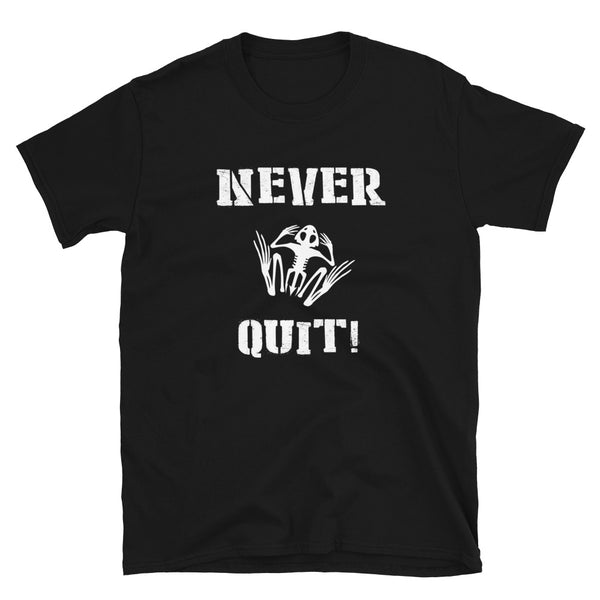 SGPT Never Quit Limited Shirt