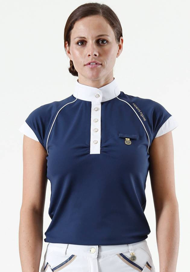 PEI Empoura Ladies Competition Riding Shirt