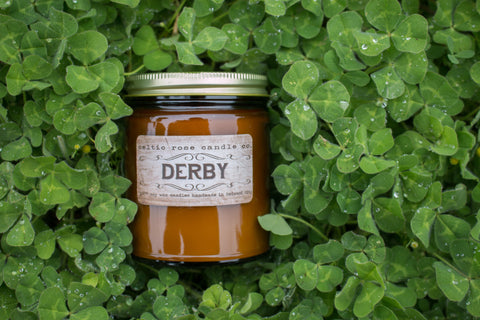 Celtic Rose Candle Co Derby 4 oz.