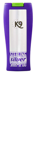 K9 Competition Horse Sterling Silver Whitening Schampoo