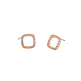Snö of Sweden Lou square earring