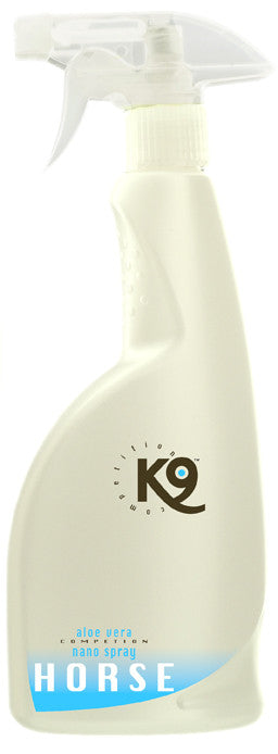 K9 Competition Horse Aloe Vera Nano Spray