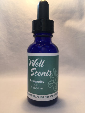 Well Scents Prosperity essential oil blend