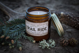 Celtic Rose Candle Co Trail Ride 4 oz.