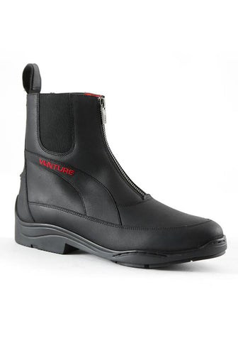 PEI Venture leather paddock boot