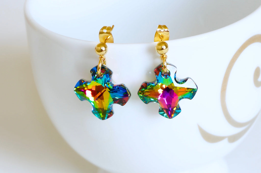 Buy earrings online India from Divuscreations