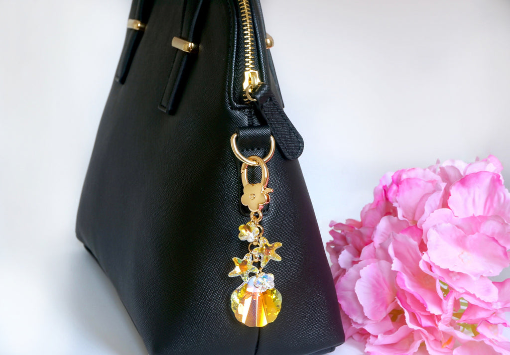 Hand bag or purse charms from Divus India