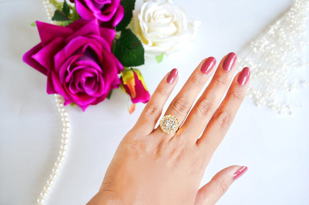 Shop for solitaire ring & jewellery online divuscreations