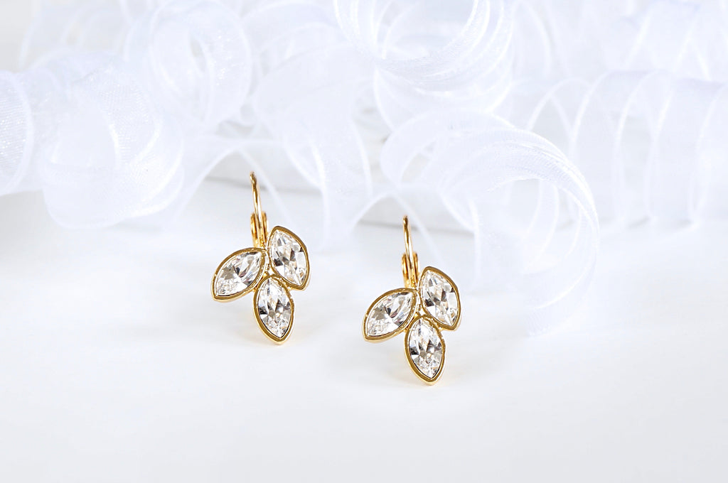 divuscreations gold plated earrings