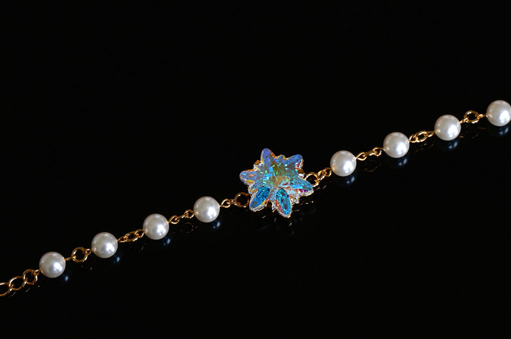 Swarovski bracelet by divuscreations India