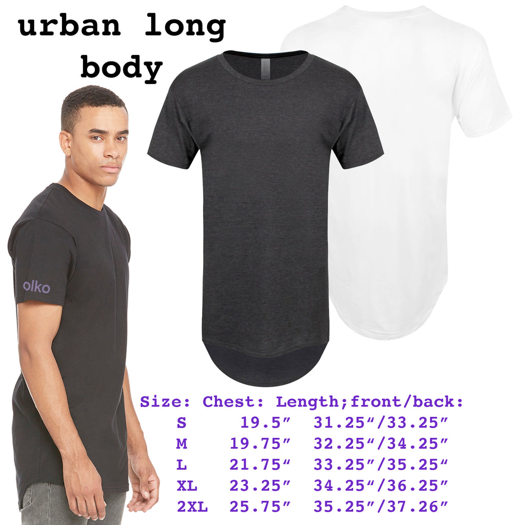 Urban Long Body