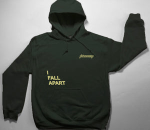 Post Malone I Fell Apart Green or Yellow Hoodie