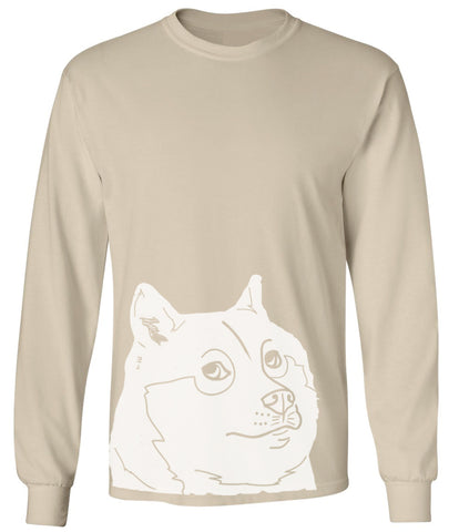 Doge Long Sleeve T Shirt