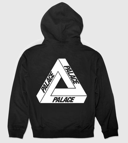 Classic Palace Hoodie Black or White