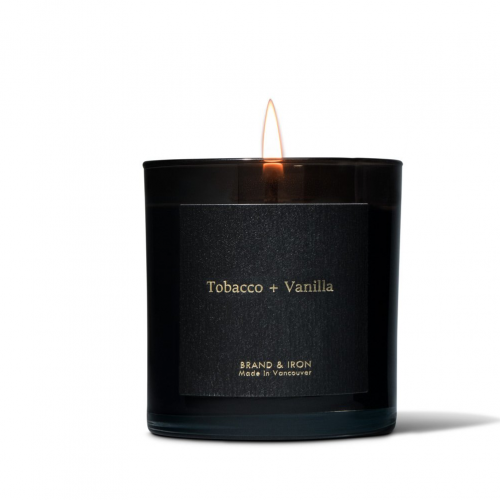 Men's Tobacco & Vanilla Candle