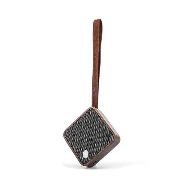 Walnut Wood BlueTooth Speaker in Dapper Gift by Just Hit Send