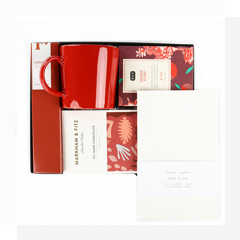 A vibrant, comforting gift designed with care in mind! Help them de-stress, find calm & feel pampered all in one thoughtful package.