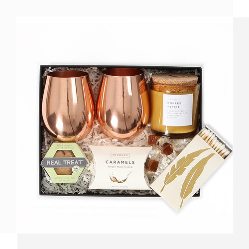 Caramel Fall Gift Box
