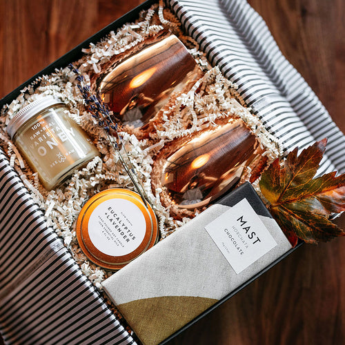 A sophisticated, elegant gift - for any occasion or no special occasion! Send as a thank you, a housewarming gift, or a host gift. From Just Hit Send