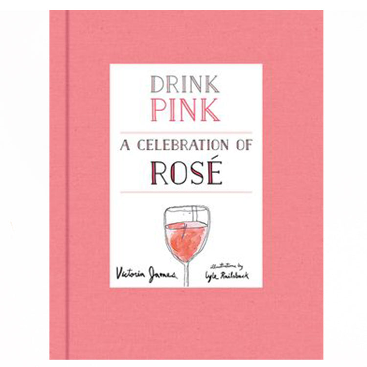 Drink Pink Rose Book