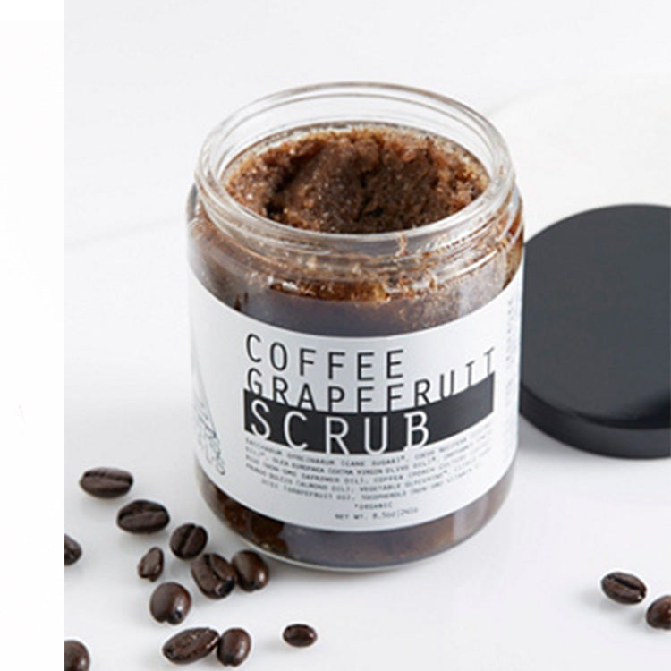 Coffee & Grapefruit Body Scrub