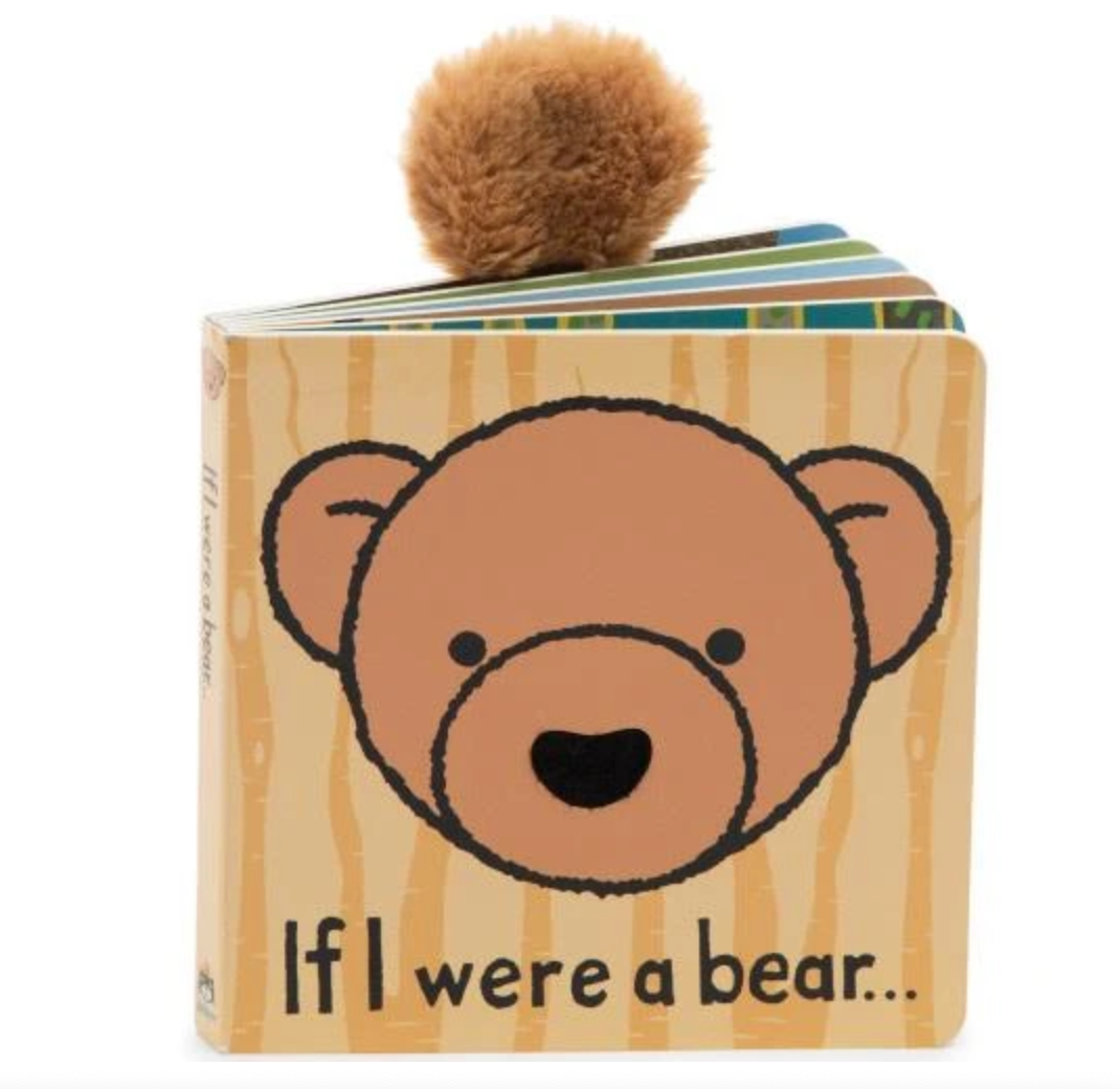 """If I Were a Bear"" Baby Book"