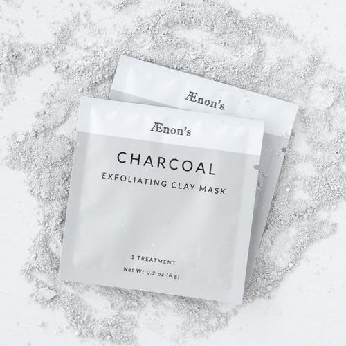 Set of Two Purifying Charcoal Masks