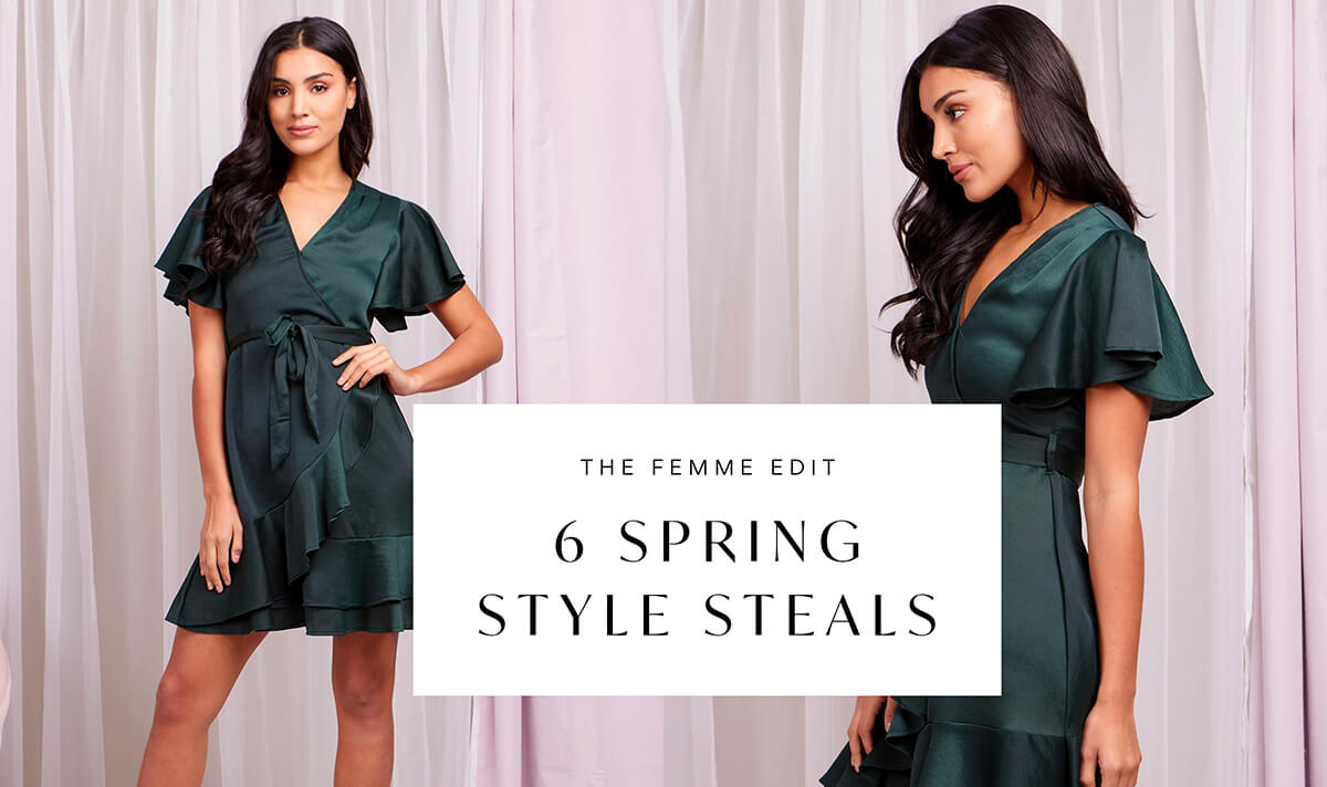 6 Spring Style Steals