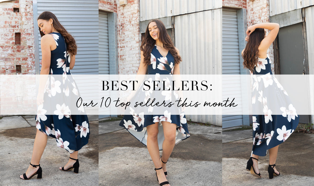 Our 10 Top Best Sellers This Week