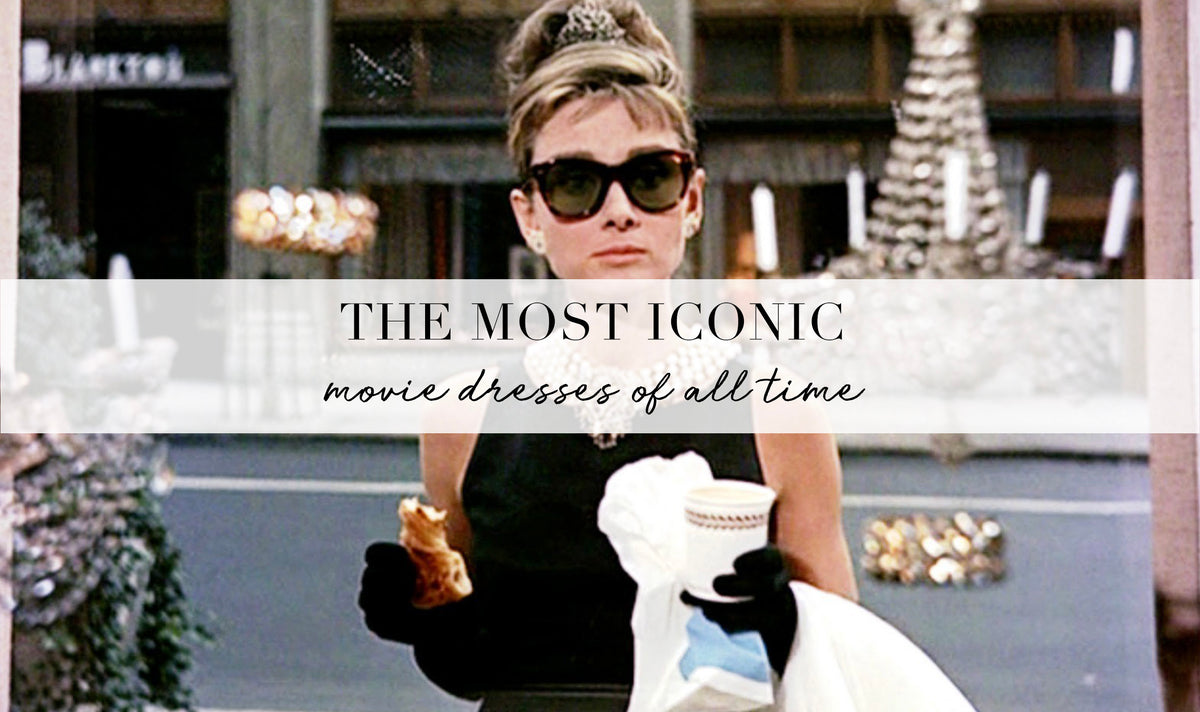 The Most Iconic Movie Dresses of All Time