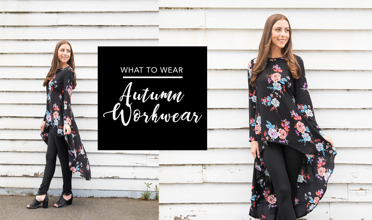 Workwear Trends for Autumn