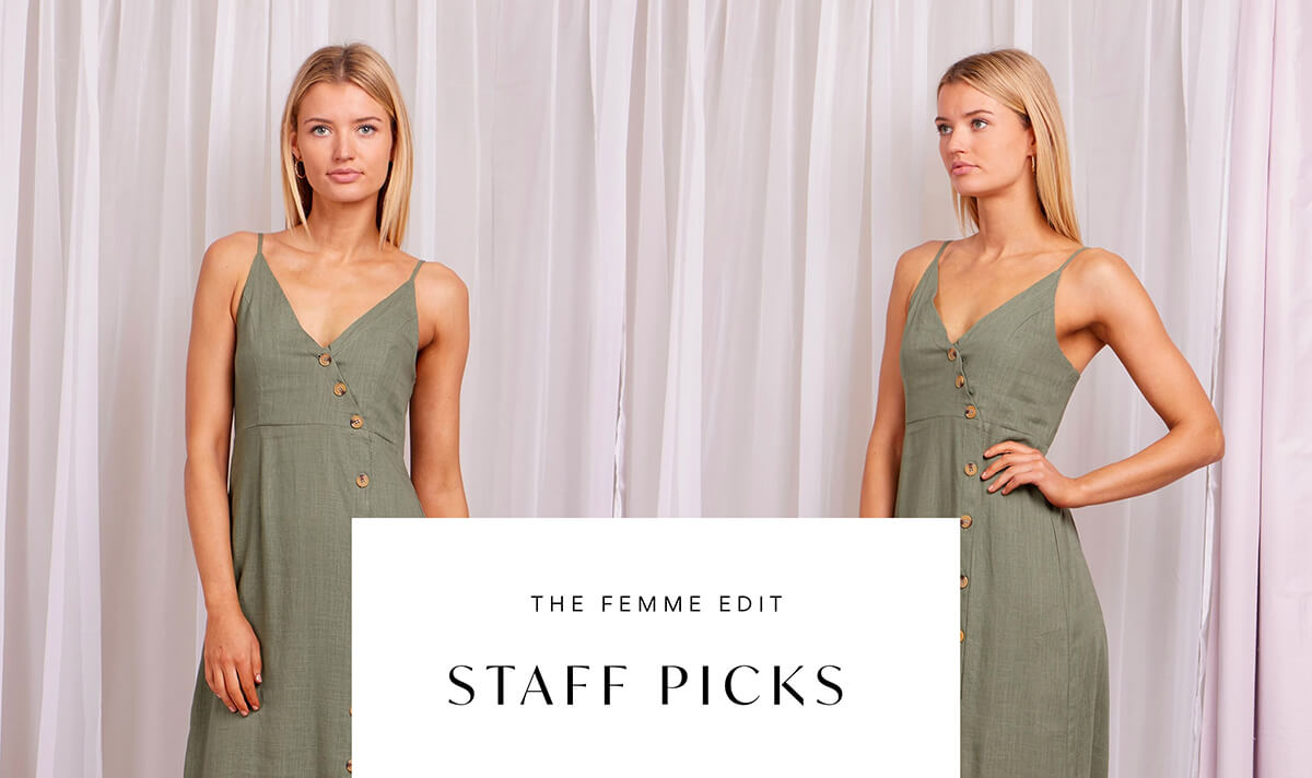 Faces of Femme: Staff Picks