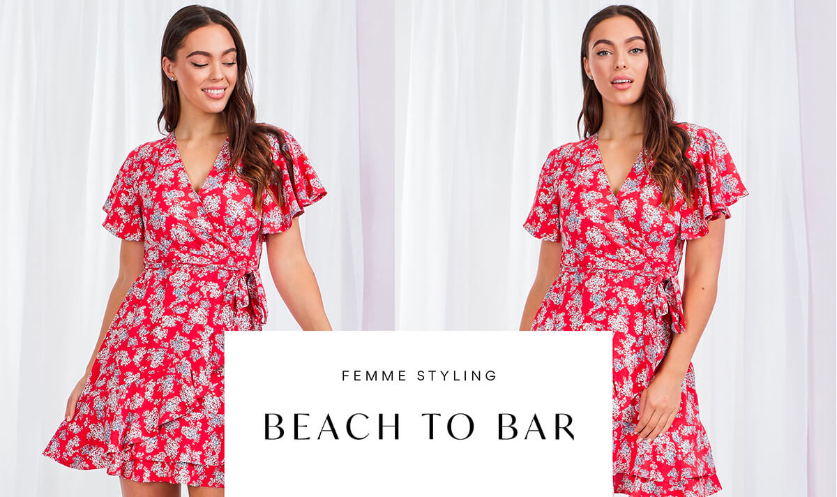 Femme Styling: Beach to Bar