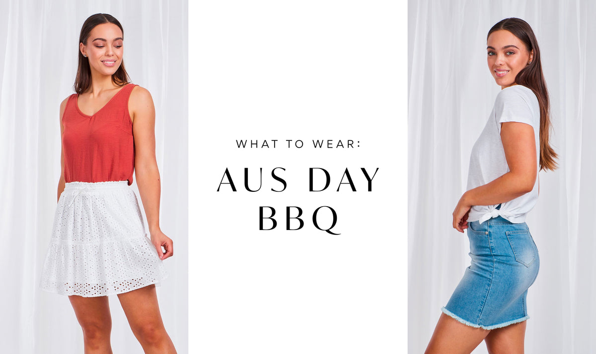 What to Wear: Aus Day BBQ