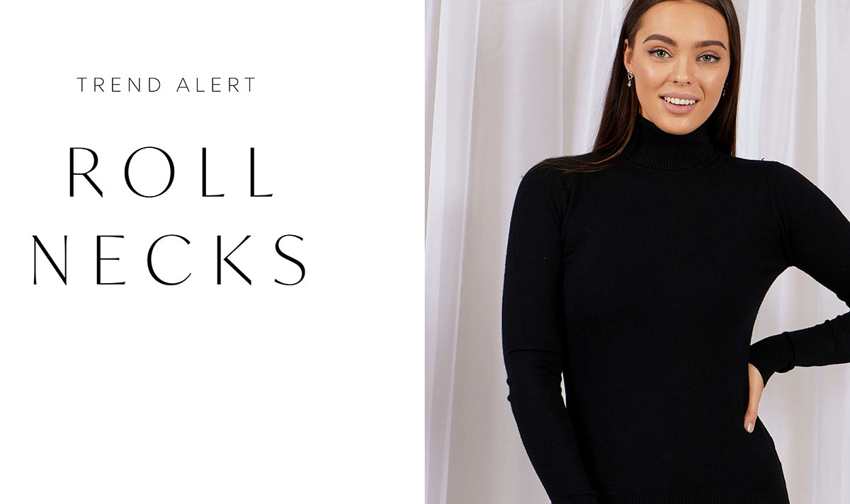 Trend Alert: Roll Necks
