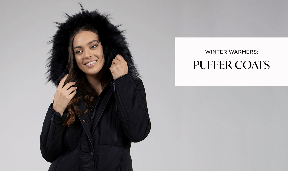 Winter Warmers: Puffer Coats