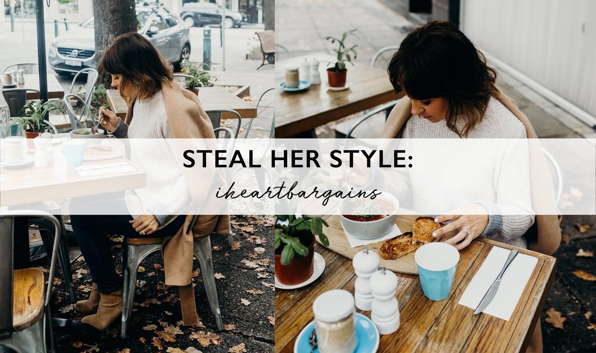 Steal Her Style: iheartbargains