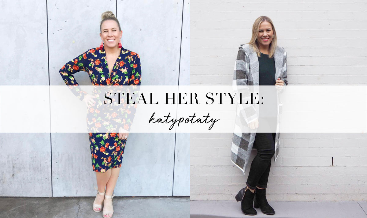 Steal Her Style: Katy Potaty