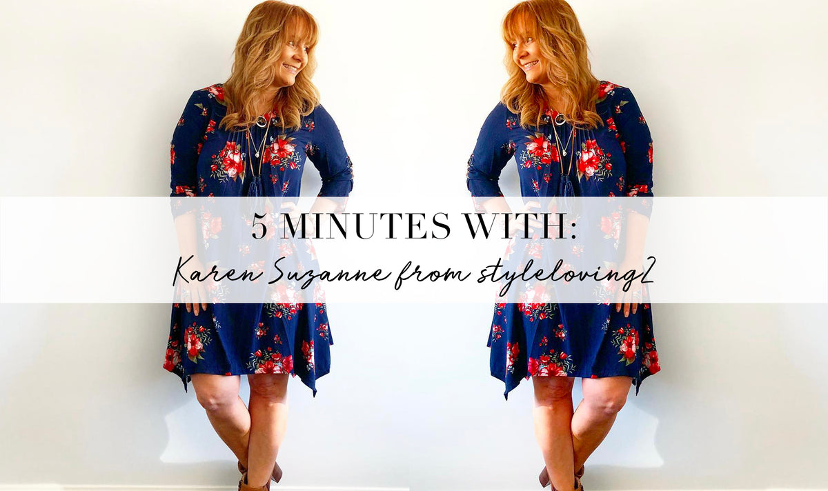 5 Minutes With Karen Suzanne