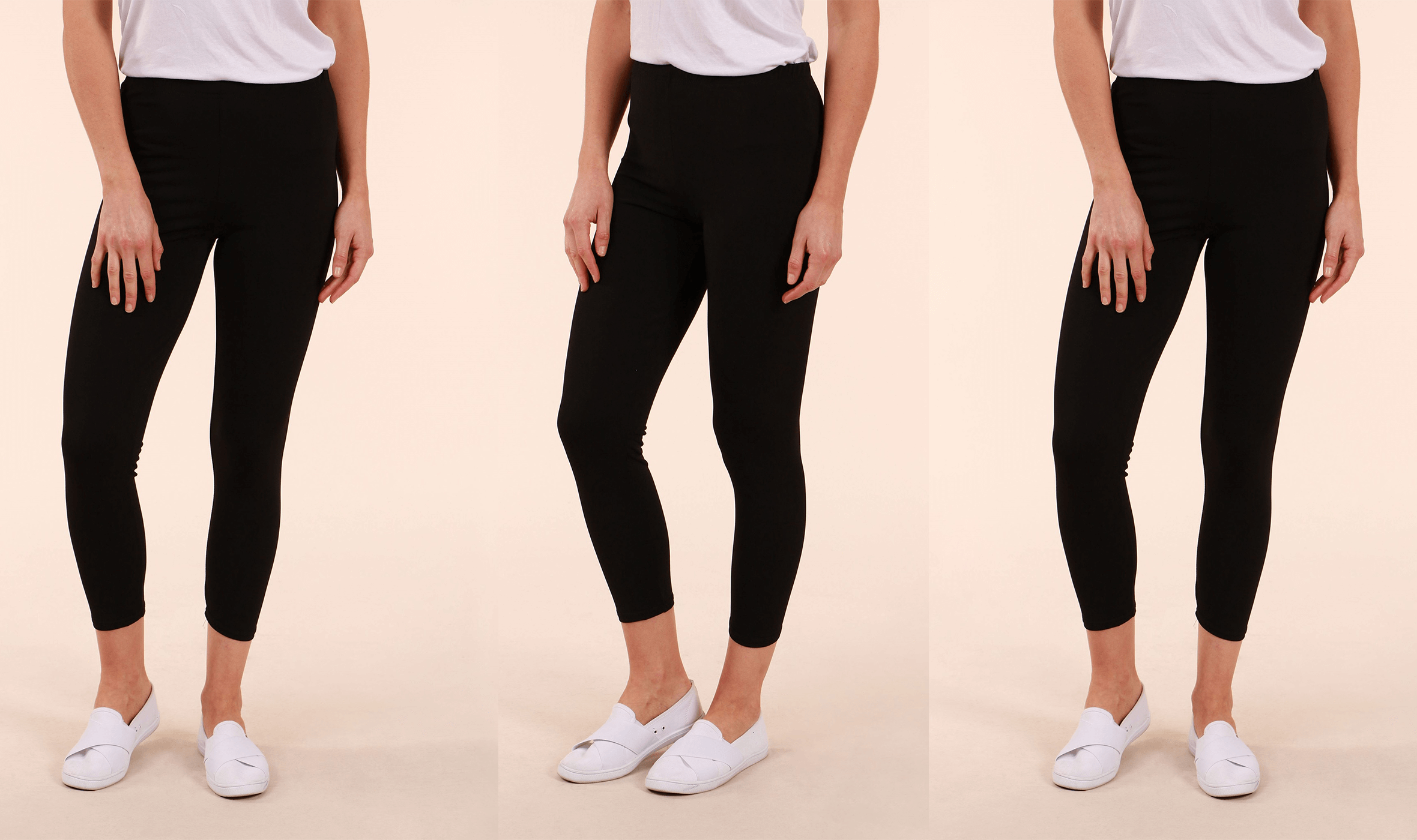 Athleisure: Relaxed AND Trendy - Classic Leggings | Femme Connection