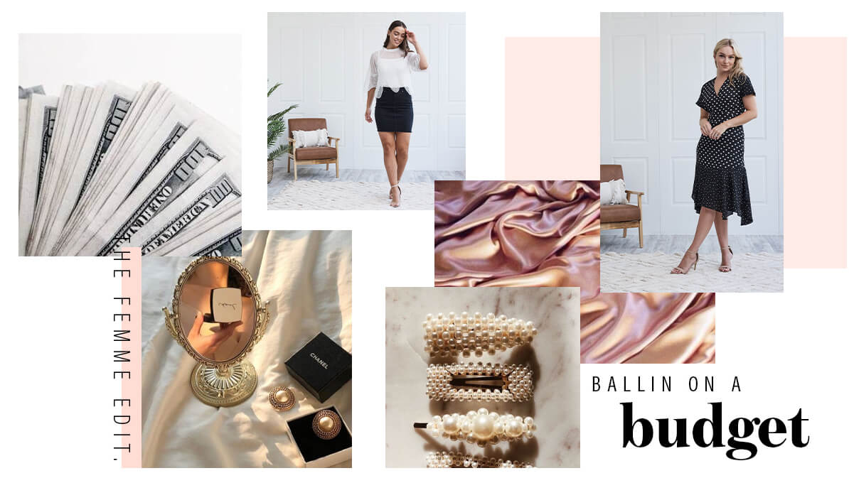Ballin on a Budget Featured | Femme Connection